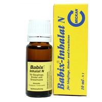 湊單品、銀聯專享 : Babix 嬰幼兒通鼻精油 10ml