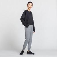 NIKE/耐克 DRI-FIT 女款親膚舒適長袖短衛衣