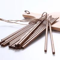 雞翅木筷子無漆無蠟筷子 10雙