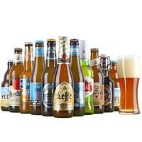 Vedett Extra White 白熊 精釀啤酒組合 11支 送啤酒杯