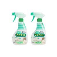 Kao 花王多用途除菌家用清潔噴霧400毫升*2支裝  除菌消臭去異味