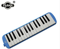 飛繁 口風琴專業演奏級32鍵口風琴-藍(送牛津軟包+初學禮包)