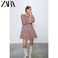 ZARA 06895051620 印花连衣裙