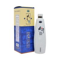 咸亨 紹興黃酒 雕王十八年陳釀 半甜型 白瓷瓶 500ml/瓶