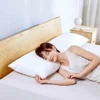 有品米粉节:8H PF2 抗菌舒弹纤维枕头 2只装 +凑单品