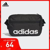 阿迪達斯官網adidas LIN CORE WAISTB 男女訓練腰包DT4827