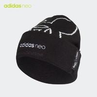 阿迪達斯官網adidas neo Disney米老鼠聯名款男女運動帽GI0051