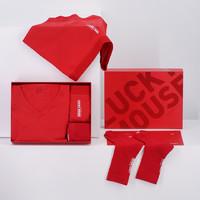 有品米粉节:螃蟹秘密 本命年红品套装礼盒