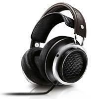 PHILIPS 飞利浦 X1S 有线耳机 黑色 头戴式