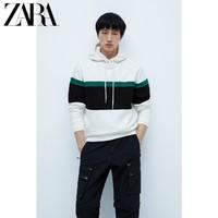 ZARA 01701420250-28 男士连帽卫衣
