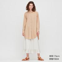 UNIQLO 优衣库 424994 女士全棉长衫