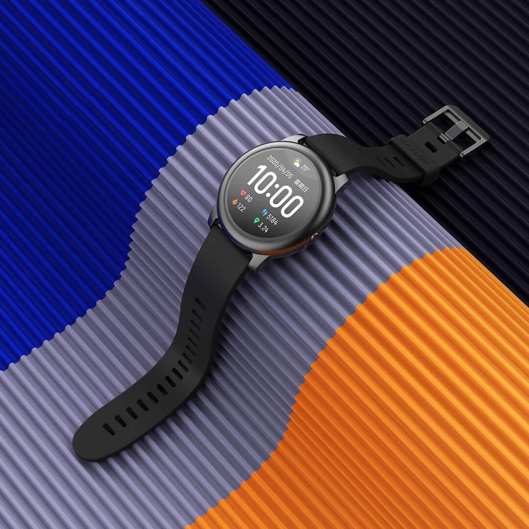 Haylou 嘿喽 Solar 智能手表