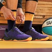 安踏 新春男款籃球鞋新款實戰球鞋舒適防滑耐磨國潮球鞋