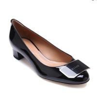 限尺碼 : Bally 巴利 女士粗跟高跟女鞋