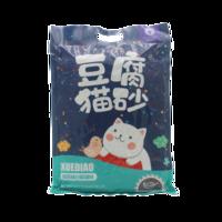 雪貂留香豆腐貓砂 貓咪用品貓沙膨潤土吸水除味食品原料綠茶香味 貓砂14.4kg(2.4kgx6包)