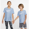Nike 耐克 Dri-FIT?大童(男孩)BV3811 短袖訓練上衣