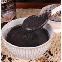 黑芝麻糊核桃黑豆粉熟即食現磨五谷早餐速食懶人食品三桑葚代餐粉