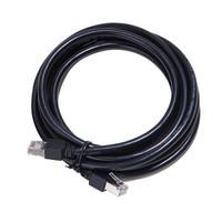 威聯通(QNAP)七類網線 CAT7類萬兆網線  nas網絡存儲電腦寬帶家用成品線  3米