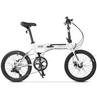 DAHON 大行 FKA092  K-ONE 折叠自行车