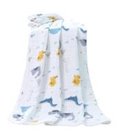Nan ji ren 南極人 嬰兒浴巾 *2件