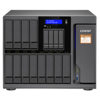 QNAP 威聯通 TS-1635AX-4G 十六盤位網絡存儲 商用級NAS