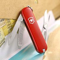 有品米粉节、移动专享:VICTORINOX 维氏 CLASSIC 典范 瑞士军刀 58mm
