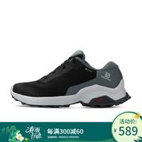 薩洛蒙(Salomon)女款戶外防水透氣徒步鞋 X REVEAL GTX W 黑色410422 UK6(39 1/3) *2件