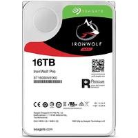 中亚Prime会员:SEAGATE 希捷 IronWolf Pro 酷狼专业版 NAS硬盘 16TB