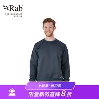 RAB男士Escape Crew保暖寬羅紋領口毛衣QFB-22