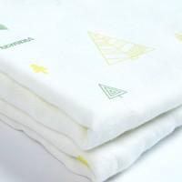 Bravokids嬰兒紗布浴巾 *2件