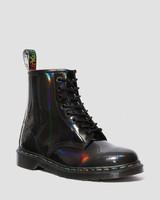 Dr. Martens 1460 黑色彩虹漸變馬丁靴