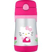 京東PLUS會員 : Thermos 膳魔師 兒童保溫吸管杯 300ml Hello Kitty