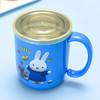 米菲 寶寶家用訓練喝水杯子  270ML MF-4888Y 藍色 *2件