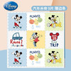 迪士尼嬰兒爬行墊拼接拼圖加厚xpe泡沫地墊 汽車米奇爬行墊歐盟標準9片裝