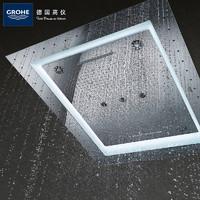 高端秀:GROHE 高仪 34634001 F40德国原装进口淋浴系统