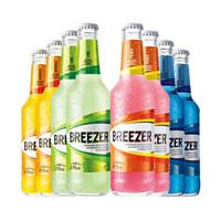 冰銳(Breezer)洋酒 4.8°朗姆預調酒 繽紛四口味組合裝 275ml*8