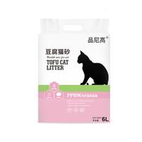 品尼高 豆腐礦土混合貓砂 6L 原味