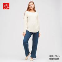 UNIQLO 优衣库 422905 女装 Ultra Stretch松紧长裤