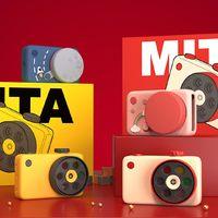 有品米粉节、小编精选:MIAT小糖口袋相机 单机 多款可选