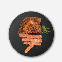 有品米粉节:大希地 香草黑胡椒眼肉牛排 130g*10袋