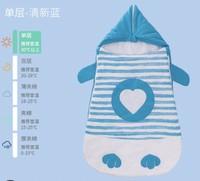 皮皮樂 初生嬰兒睡袋防驚跳抱被