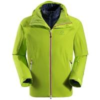 6日0點 : Kailas 凱樂石 KG110181 男款五合一滑雪沖鋒衣