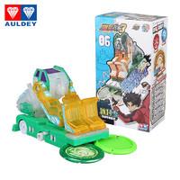 奧迪雙鉆爆裂飛車3 兒童玩具 男孩玩具 合體奪晶系列 冰封雪 684202可與合體奪晶系列進行多車合體 *3件