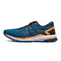 ASICS 亞瑟士2020春夏男跑鞋穩定支撐運動鞋輕量 GT-1000 9 湖藍色 43.5
