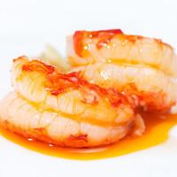 麻辣小龍蝦熟食蒜蓉即食十三香鮮活香辣味盒裝 麻辣口味(900g) *2件