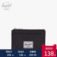 Herschel Oscar 男女短款錢包卡一體時尚零錢包錢夾潮牌10397