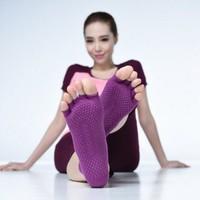 Pieryoga防滑瑜伽襪子