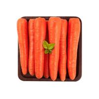 美香農場 陜西高原紅胡蘿卜 紅蘿卜帶箱10斤裝