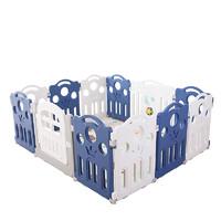 邁奇兒童游戲圍欄室內家用寶寶嬰兒安全防護柵欄爬行墊學步游樂場