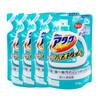 (新包裝)Kao 花王 綠色草本清香酵素Attack升級版洗衣液補充裝 770克*4